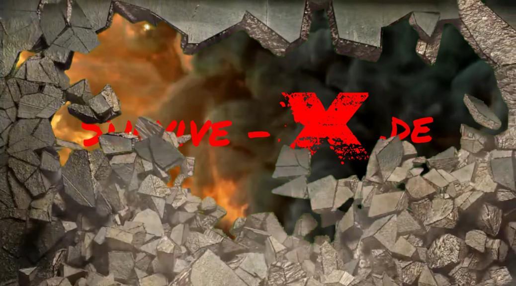 Survive-x Desaster Logo